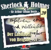 Sherlock Holmes 20. Der Landadel von Reigate.