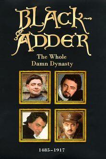 """""""Blackadder"""": The Whole Damn Dynasty"""