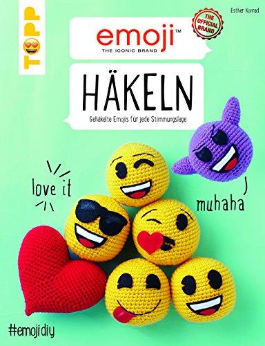 Emoji Häkeln Gehäkelte Emojis Für Jede Stimmungslage Von Esther Konrad