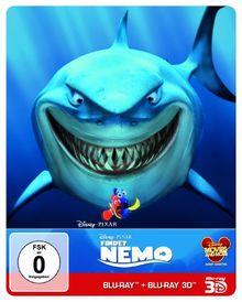 Findet Nemo (Limited Edition) (Steelbook) (+ Blu-ray) [Blu-ray 3D]