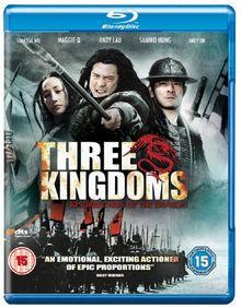 Three Kingdoms: Resurrection of the Dragon [Blu-ray] [UK Import]