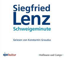 Schweigeminute (NDR Audio) (2 CDS)