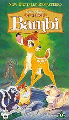 Bambi [UK-Import] [VHS]
