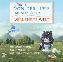 Verkehrte Welt: Inszenierte Lesung.