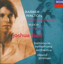 Violinkonzert Op.14/Baal Shem/+