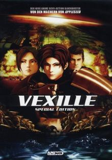 Vexille (Special Edition) [2 DVDs]