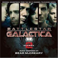Battlestar Galactica - Season 2