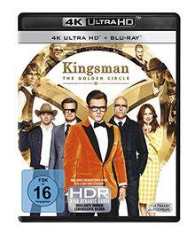 Kingsman - The Golden Circle (4K Ultra HD) [Blu-ray]