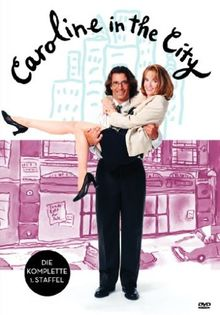 Caroline in the City - Staffel 1 [4 DVDs]