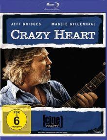 Crazy Heart - Cine Project [Blu-ray]