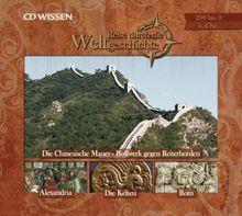 CD WISSEN - Reise durch die Weltgeschichte. 200 bis 0 v. Chr., 1 CD