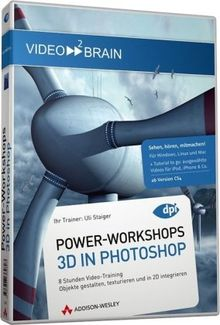 Power-Workshops - 3D in Photoshop