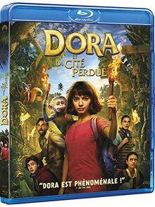 Dora et la cité perdue [Blu-ray] [FR Import]