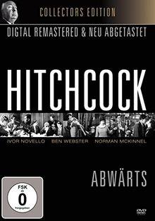 Alfred Hitchcock - Abwärts [Blu-ray]