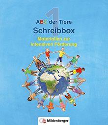 ABC der Tiere 1 – Schreibbox: Materialien zur intensiven Förderung