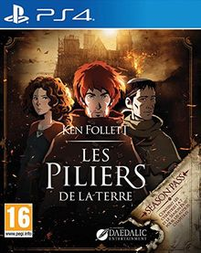 Ken Follett - Les Piliers de la Terre Jeu PS4