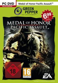 Medal of Honor - Pacific Assault [Green Pepper]