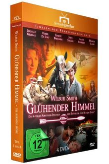 Glühender Himmel: The Burning Shore (4 DVDs) (Fernsehjuwelen)