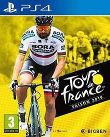 Tour de France 2019 Spiel PS4