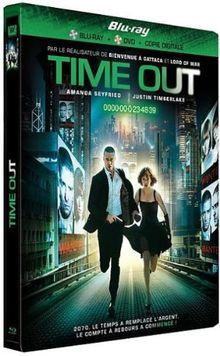 Time out [Blu-ray] [FR Import]
