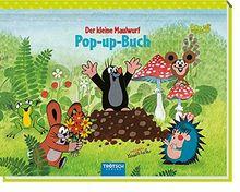"""Mini-Pop-Up-Buch """"Der kleine Maulwurf"""": 18 x 14 cm"""