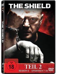 The Shield - Season 6, Vol.2 [2 DVDs]