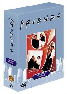 Friends - Die komplette Staffel 2 (4 DVDs)