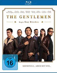 The Gentlemen [Blu-ray]