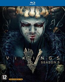 Vikings, saison 5 [Blu-ray] [FR Import]