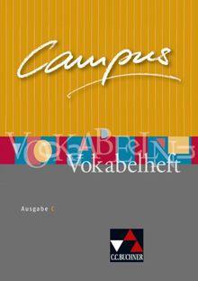 Campus C Vokabelheft: Gesamtkurs Latein in drei Bänden
