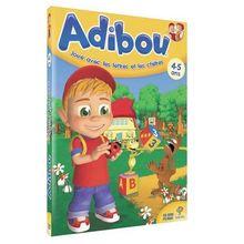 Adibou joue avec les lettres et les chiffres 4-5 ans 2009/2010