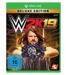 WWE 2K19 Deluxe Edition USK - Deluxe Edition [Xbox One ]