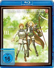 Maria the Virgin Witch (Junketsu no Maria) - Vol.3 [Blu-ray]
