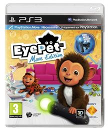 EyePet Move édition [Playstation 3] NEUF