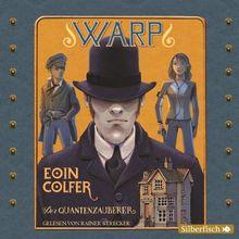 WARP - Der Quantenzauberer: 5 CDs