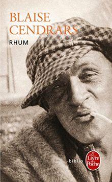 Rhum: L'Aventure de Jean Galmot (Ldp Bibl Romans)