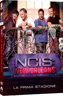 Ncis - New Orleans - Stagione 01 (6 Dvd) (1 DVD)