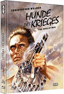 Hunde des Krieges - The Dogs of War [Blu-Ray+DVD] - uncut - limitiertes Mediabook Cover E
