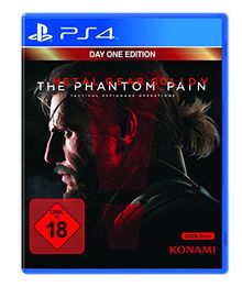 Metal Gear Solid V: The Phantom Pain - Day One Edition - [PlayStation 4]