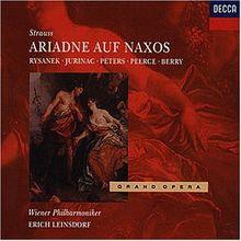 Strauss: Ariadne auf Naxos (Gesamtaufnahme) (Aufnahme Wien 1958)