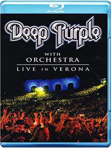 Deep Purple - Live In Verona [Blu-ray]