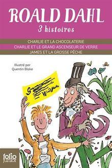 Roald Dahl 3 Histoires