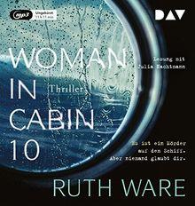 Woman in Cabin 10: Ungekürzte Lesung (1 mp3-CD)