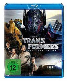 Transformers: The Last Knight [Blu-ray]