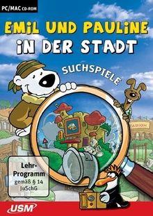 Emil und Pauline in der Stadt - Suchspiele für die Vorschule (PC+MAC)