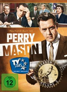 Perry Mason - Season 1, Volume 2 [5 DVDs]