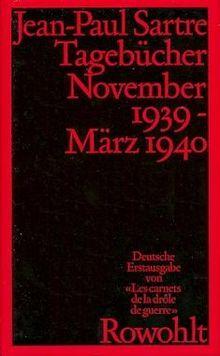 Tagebücher: November 1939 - März 1940: (Gesammelte Werke in Einzelausgaben)