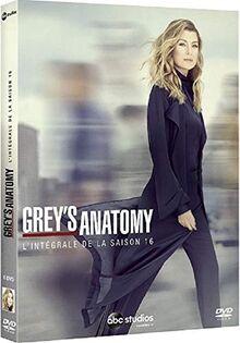 Grey's anatomy, saison 16