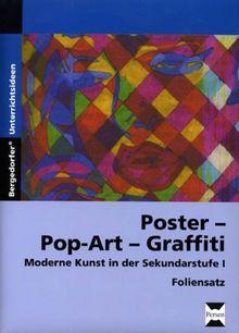 Poster - PopArt - Graffiti, Foliensatz