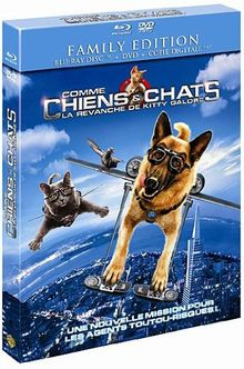 Comme chiens et chats 2 [Blu-ray] [FR Import]